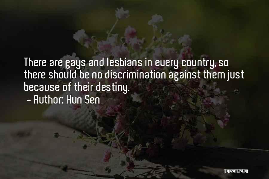 Hun Sen Quotes 710570
