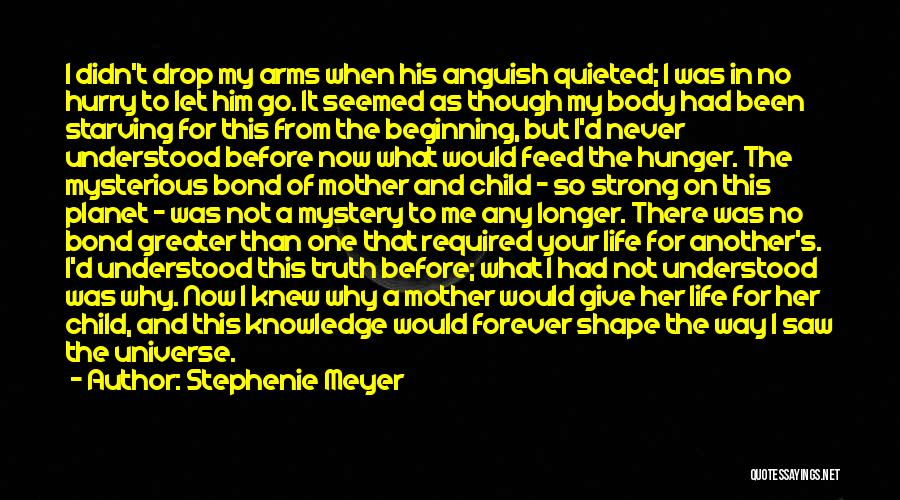 Hunger For Knowledge Quotes By Stephenie Meyer