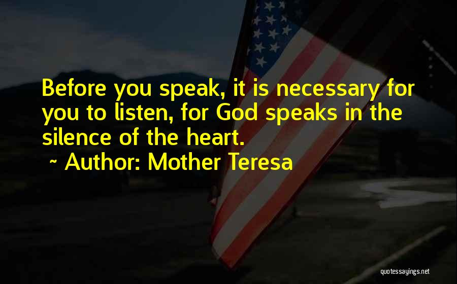Hunger Mother Teresa Quotes By Mother Teresa