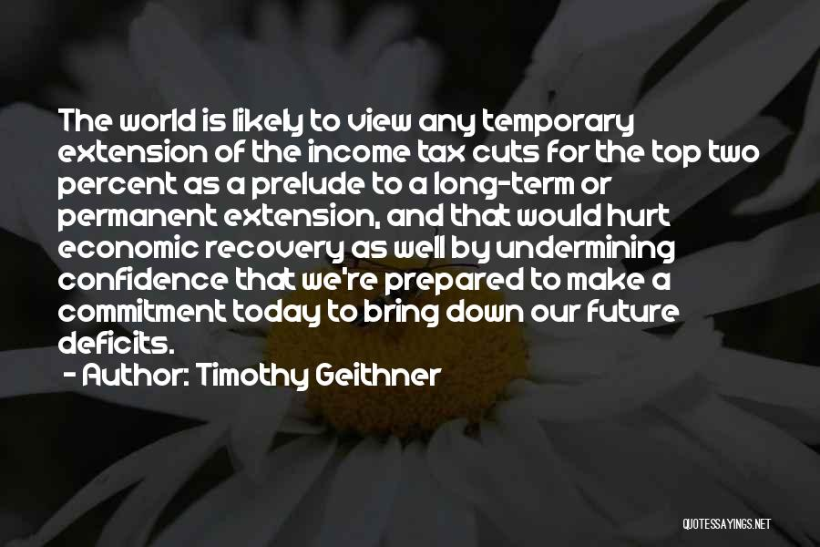 Hurt Is Temporary Quotes By Timothy Geithner