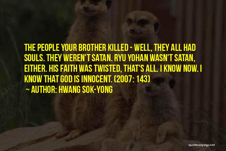 Hwang Sok-yong Quotes 1428195