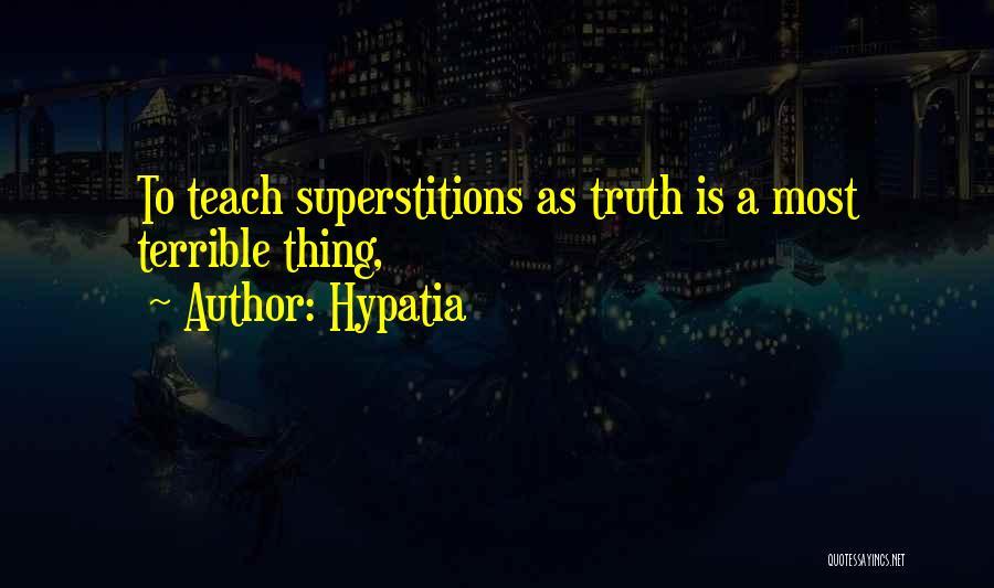 Hypatia Quotes 1435801