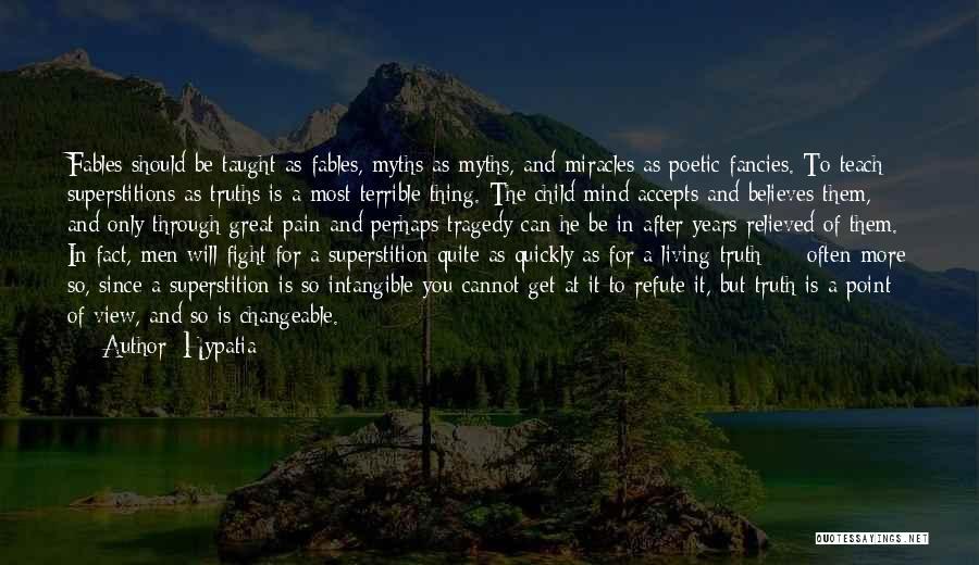 Hypatia Quotes 400520
