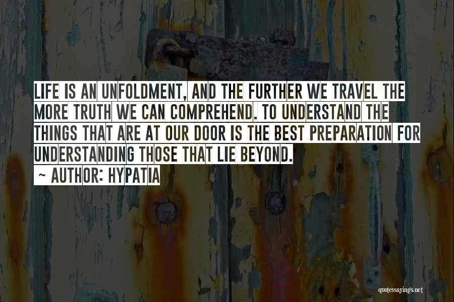 Hypatia Quotes 716286