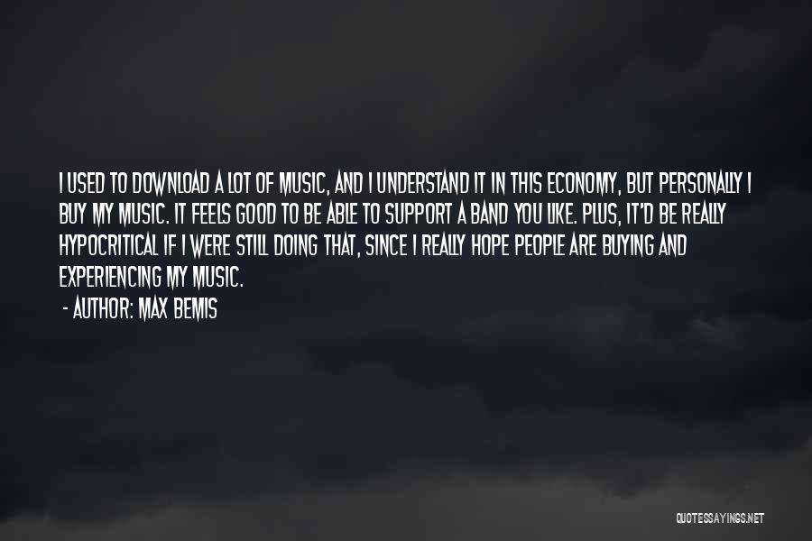 Hypocritical Quotes By Max Bemis