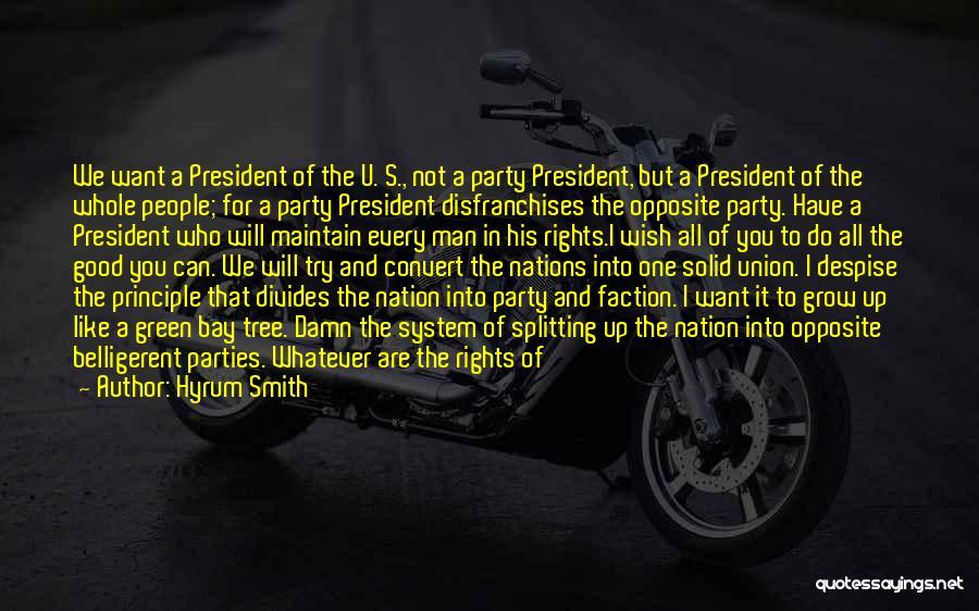 Hyrum Smith Quotes 2062329