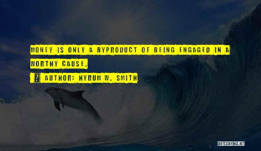 Hyrum W. Smith Quotes 593718