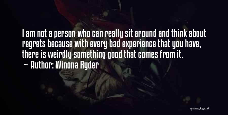 Top 61 Quotes Sayings About I Am A Bad Person