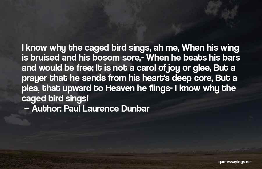 I Am A Free Bird Quotes By Paul Laurence Dunbar