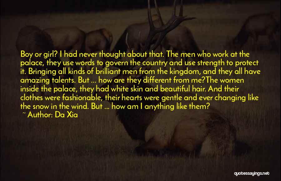 I Am Beautiful Inside Quotes By Da Xia