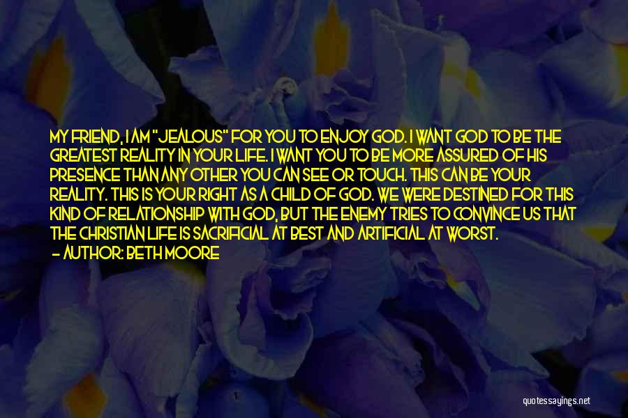 I Am God's Child Quotes By Beth Moore