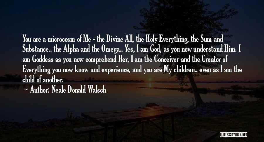 I Am God's Child Quotes By Neale Donald Walsch