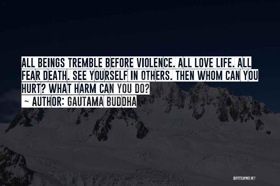 I Am Hurt But I Still Love You Quotes By Gautama Buddha