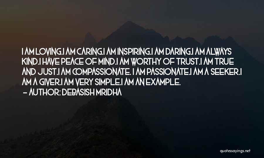 I Am Just Simple Quotes By Debasish Mridha