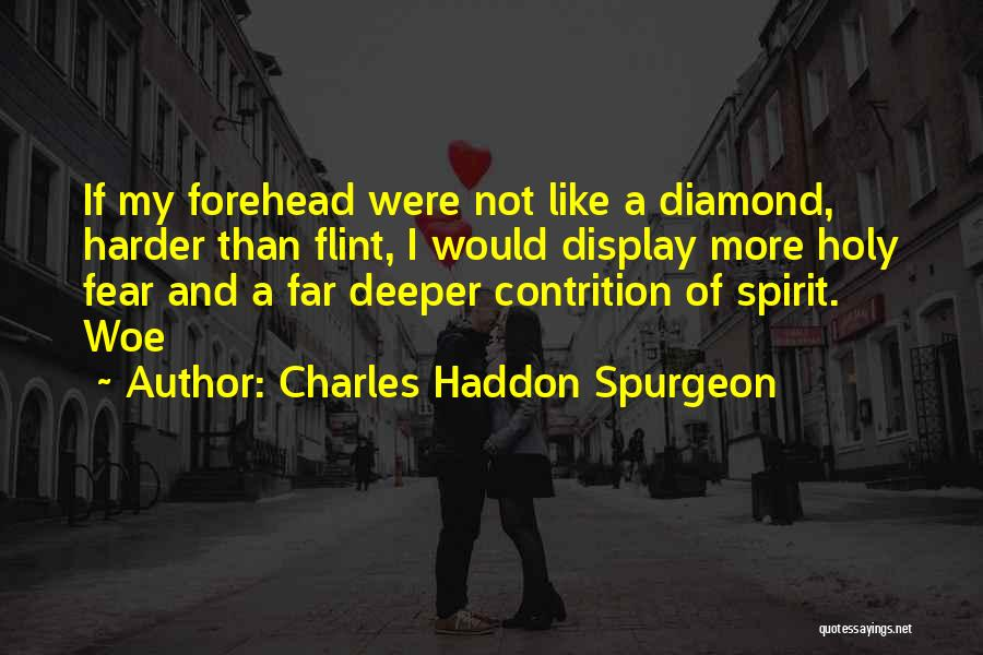 I Am Like A Diamond Quotes By Charles Haddon Spurgeon