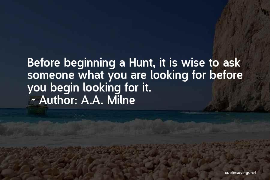 I Am Looking Cute Quotes By A.A. Milne