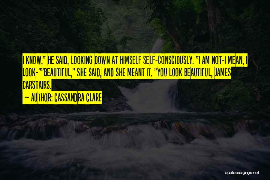 I Am Looking Quotes By Cassandra Clare