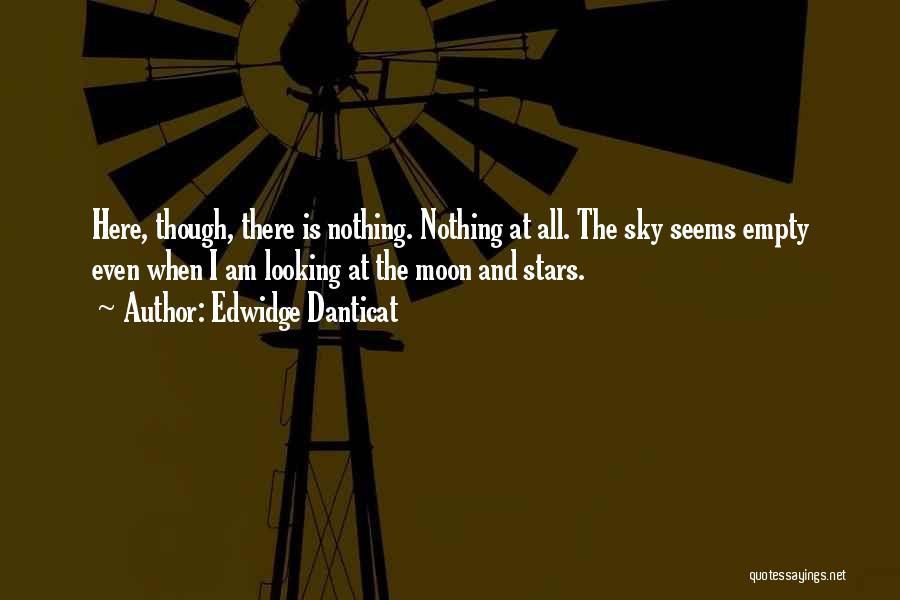 I Am Looking Quotes By Edwidge Danticat