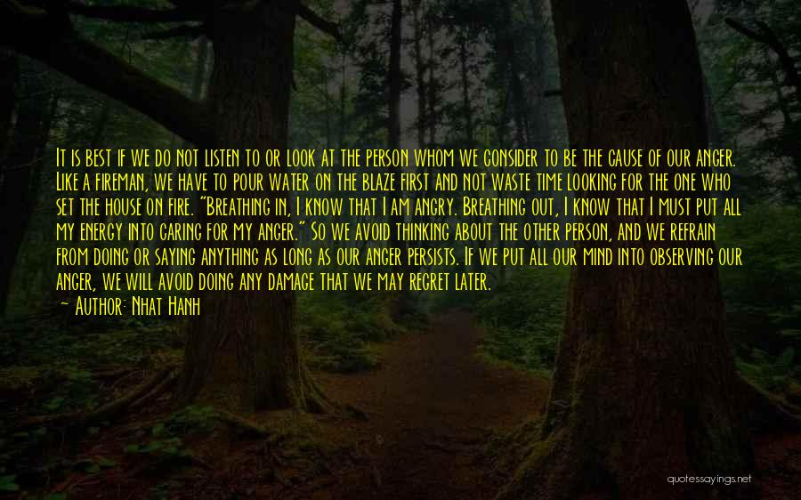 I Am Looking Quotes By Nhat Hanh
