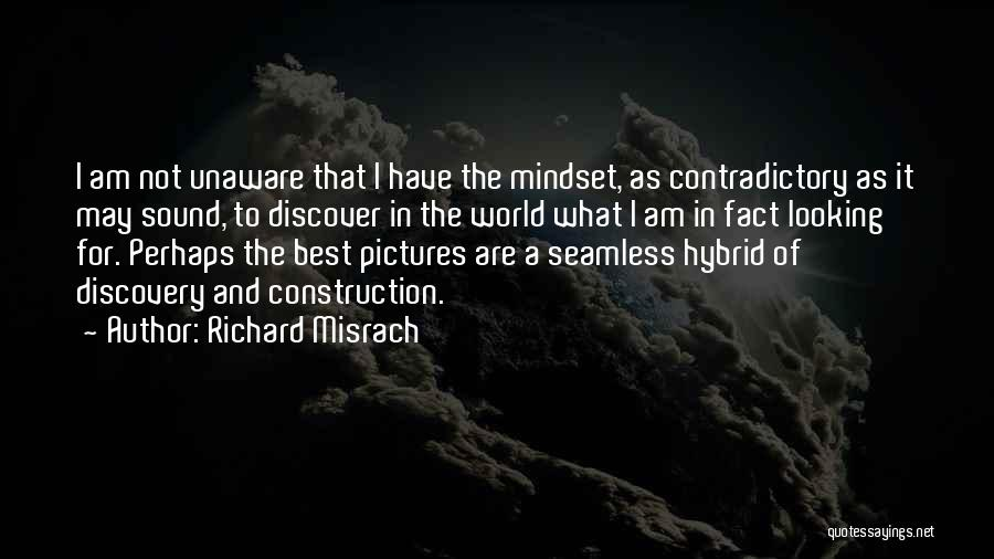 I Am Looking Quotes By Richard Misrach