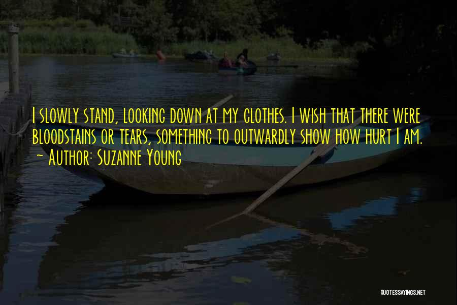I Am Looking Quotes By Suzanne Young