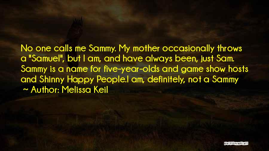 I Am Not A Game Quotes By Melissa Keil