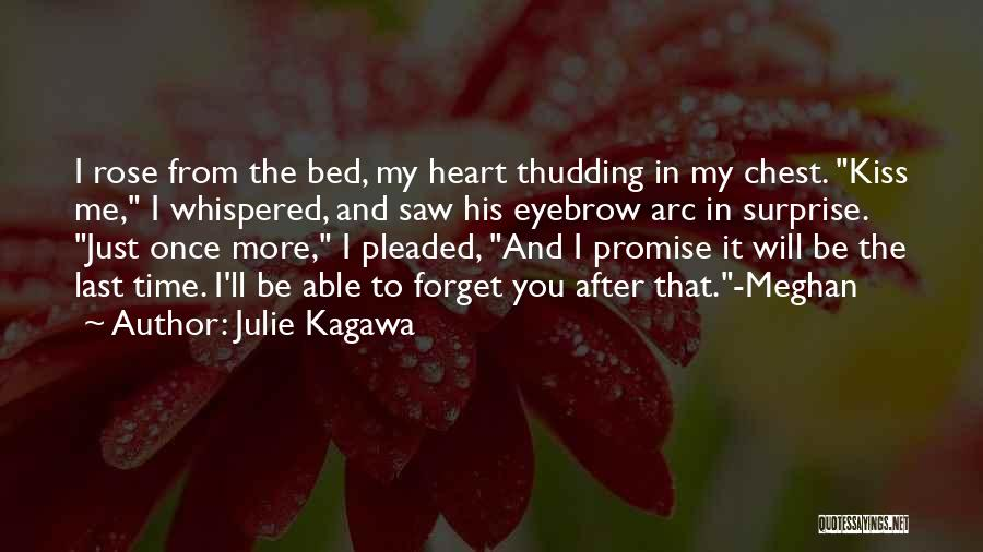 I Am Not Able To Forget Him Quotes By Julie Kagawa