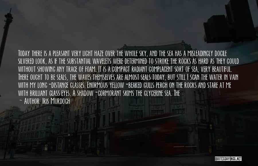 I Am Very Innocent Quotes By Iris Murdoch