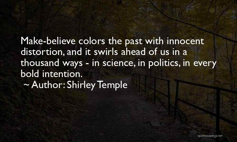I Am Very Innocent Quotes By Shirley Temple