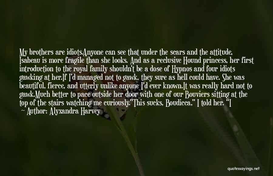 I And We Quotes By Alyxandra Harvey