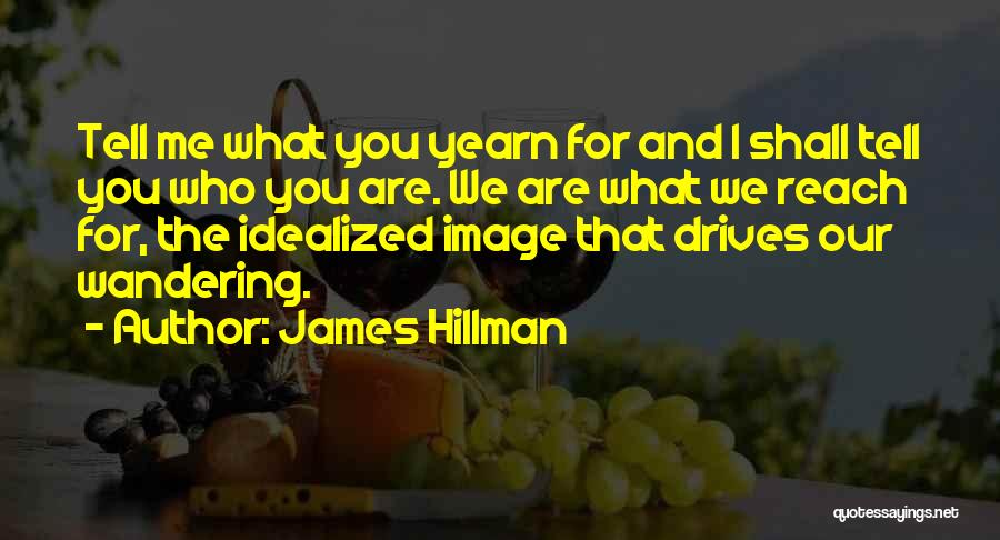 I And We Quotes By James Hillman