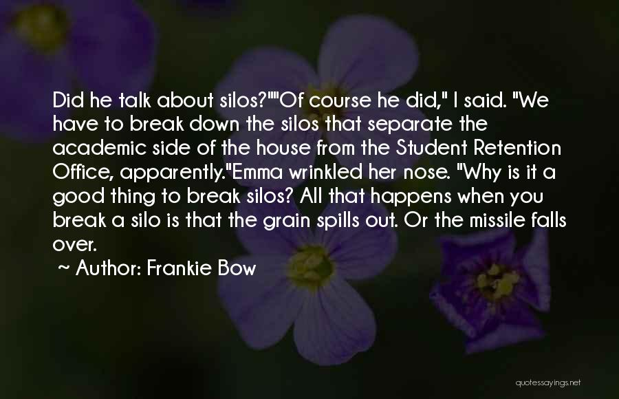 I Break Down Quotes By Frankie Bow