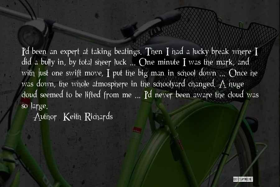 I Break Down Quotes By Keith Richards