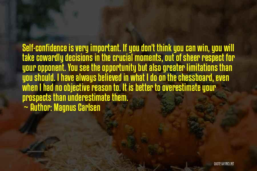 I Can Always Do Better Quotes By Magnus Carlsen