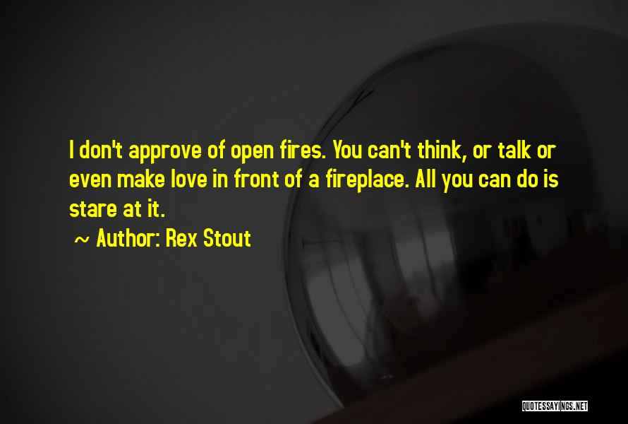I Can Make Quotes By Rex Stout