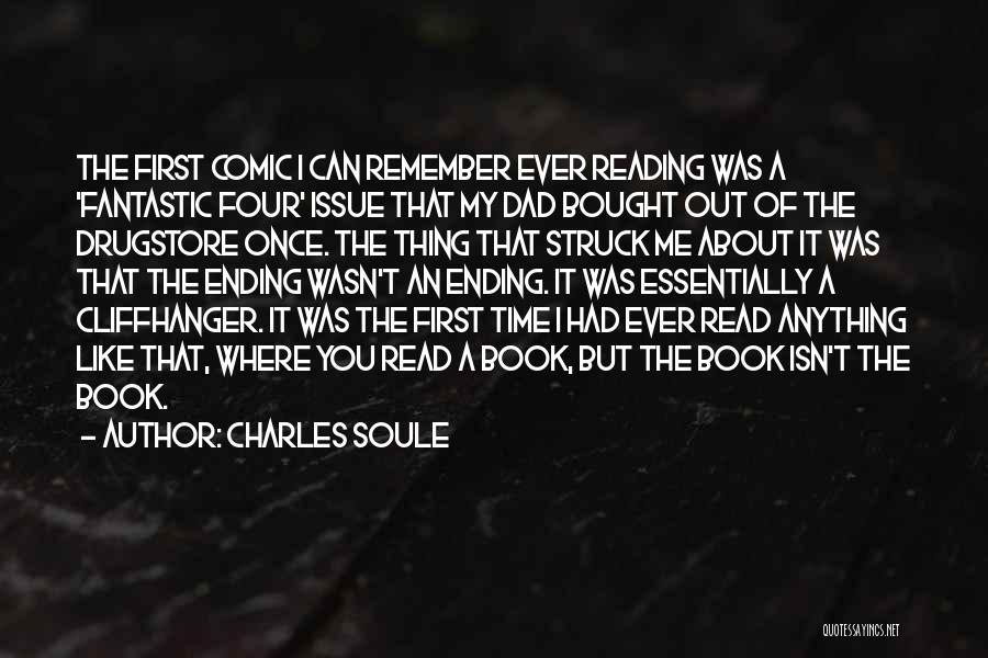 I Can Read You Like A Book Quotes By Charles Soule