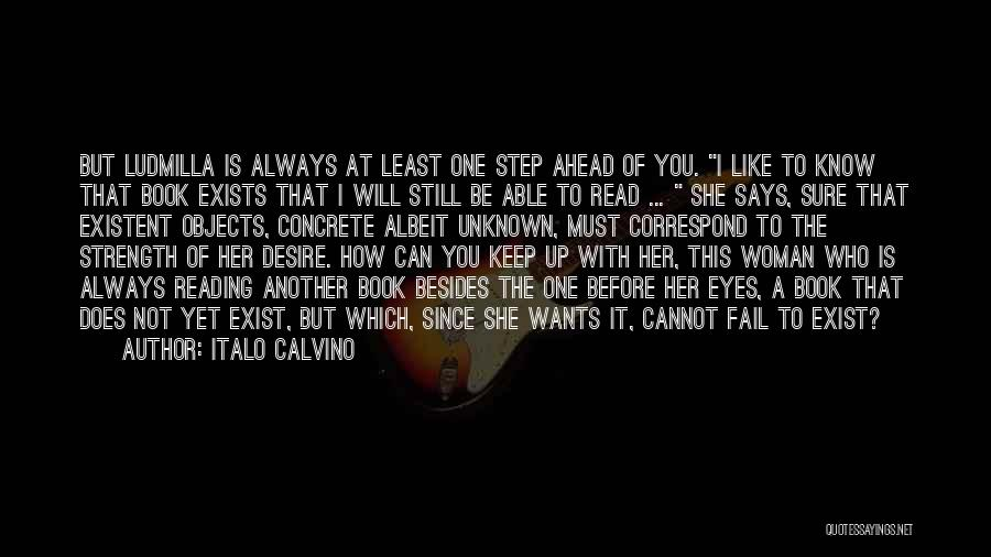 I Can Read You Like A Book Quotes By Italo Calvino