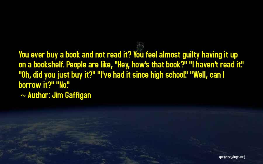 I Can Read You Like A Book Quotes By Jim Gaffigan