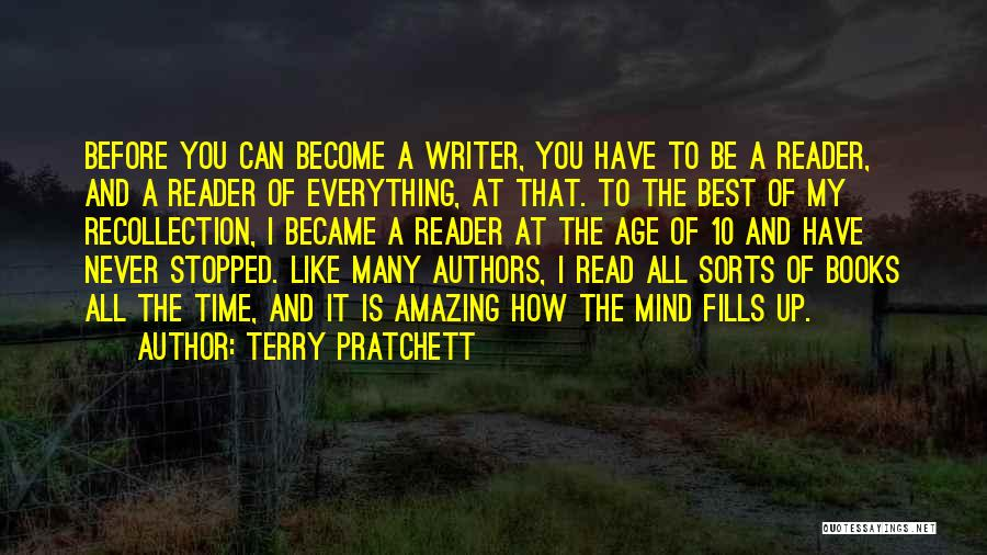 I Can Read You Like A Book Quotes By Terry Pratchett