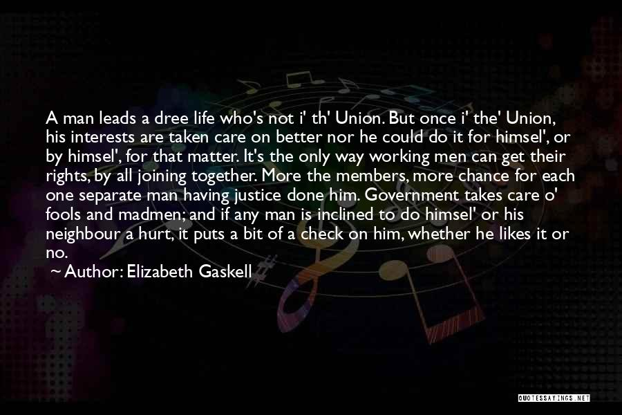 I Can't Do It No More Quotes By Elizabeth Gaskell