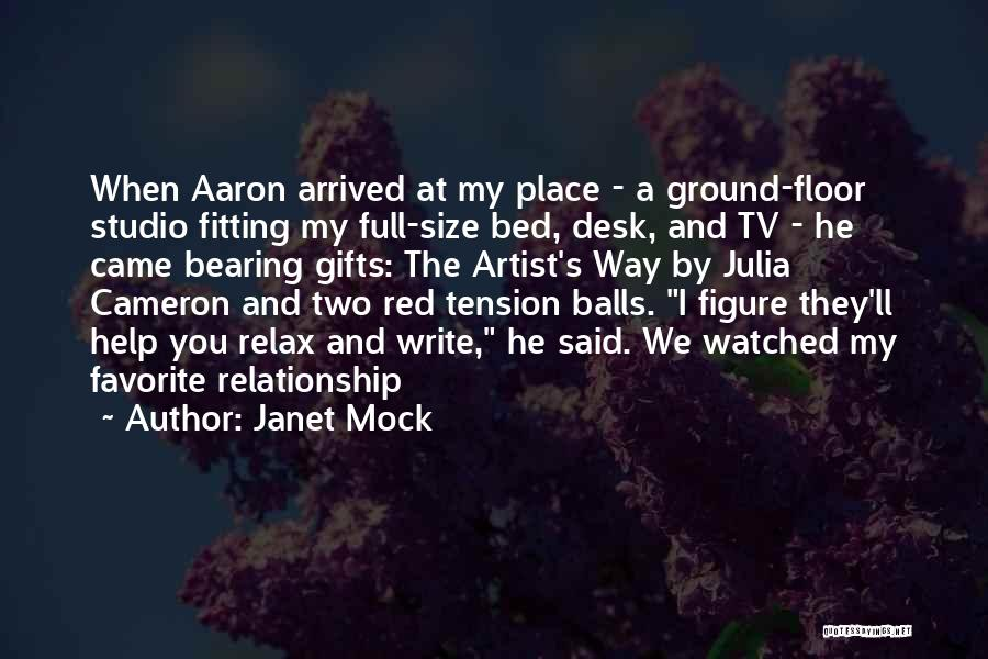 I Come Bearing Gifts Quotes By Janet Mock