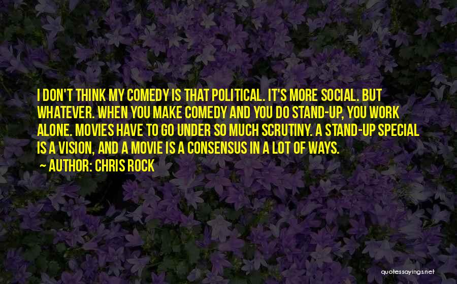 I Do But I Don't Movie Quotes By Chris Rock