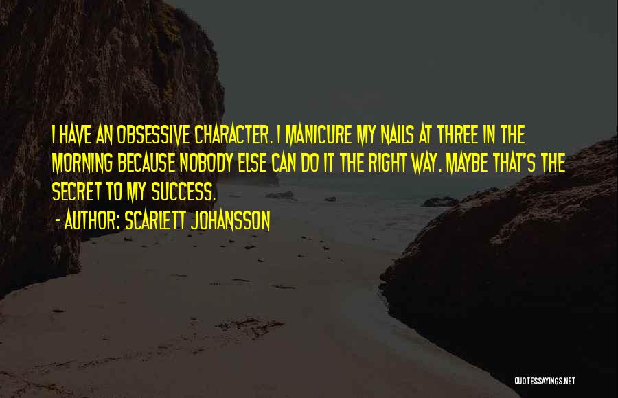 I Do It Because I Can Quotes By Scarlett Johansson