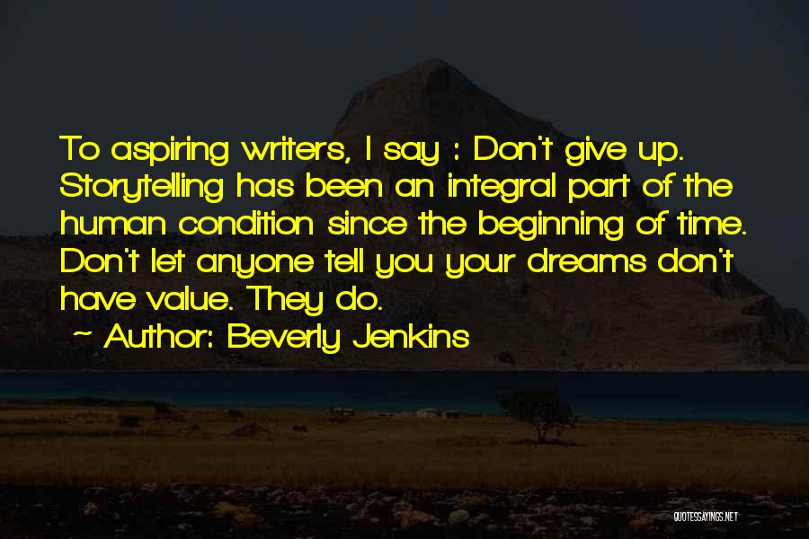 I Don't Have Time Quotes By Beverly Jenkins