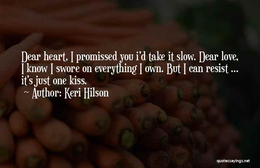 I Dont Know Y I Love U Quotes By Keri Hilson