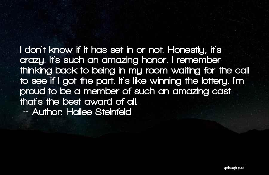 I Don't Like Waiting Quotes By Hailee Steinfeld
