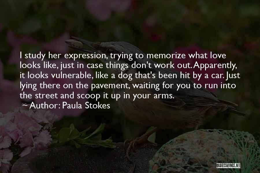 I Don't Like Waiting Quotes By Paula Stokes
