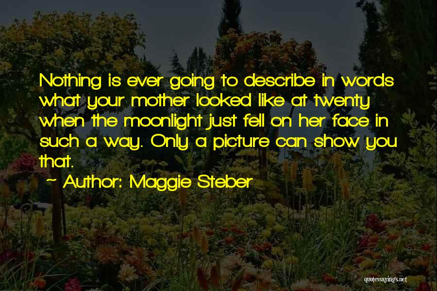I Fell For You Picture Quotes By Maggie Steber