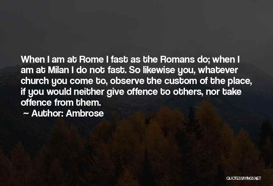 I Give You Take Quotes By Ambrose