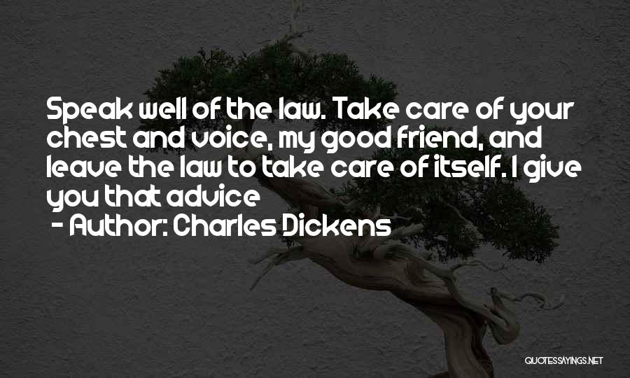 I Give You Take Quotes By Charles Dickens
